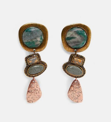 Örhänge earring guld jewelry diamond