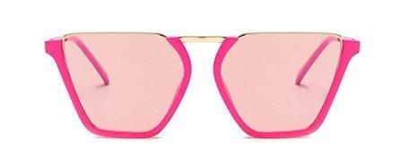 Vintage Half Frame Sunglasses