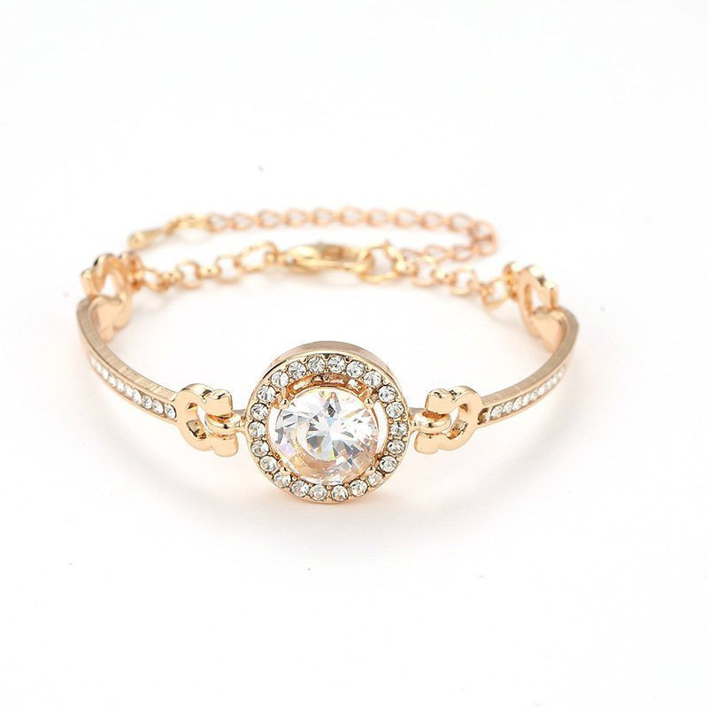 Chain Bracelets Women Diamond Bracelet Jewelry