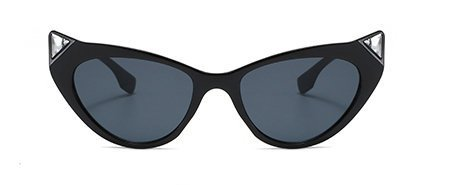 Sun glasses Sexy Gem Pointed Cat Eye Sunglasses