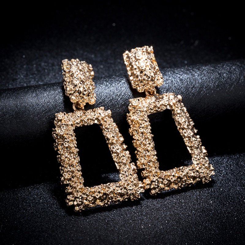 Örhänge earring guld jewelry diamond stone