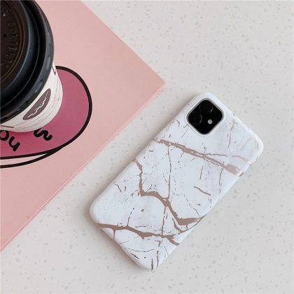 Mobilskal till iPhone11 med marmormönster.2