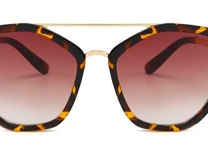 Eyewear Double Bridge Men Women UV400 Shades Solglasögon