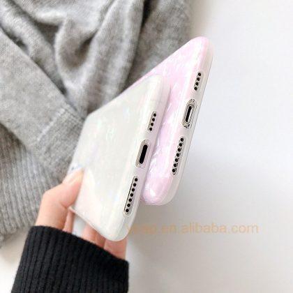 Mobilskal i artificiell pärlemor till iPhone11