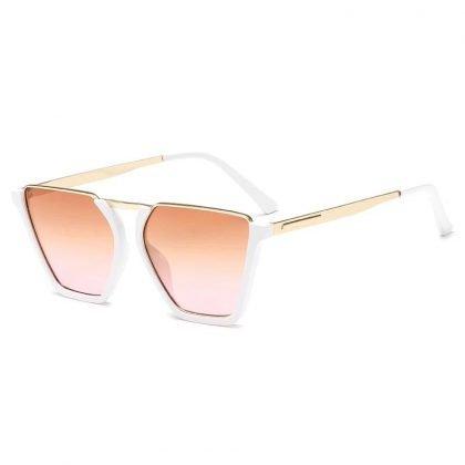 Halv Ram Solglasögon UV400