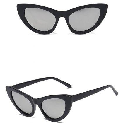 Retro Vintage Cateye Sunglasses Fashion UV400