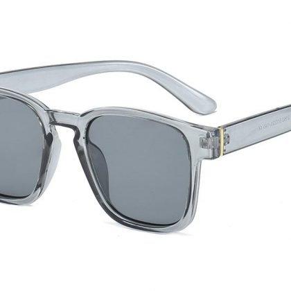 Gråa Wayfarer inspirerade solglasögon till män