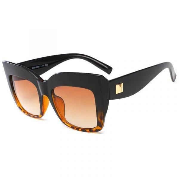 Oversized cateye sunglasses UV400 Kylie