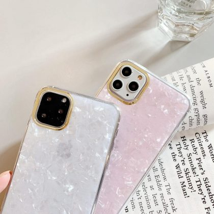 iPhone11 Pro pärlemor+guld ''Have a good time''