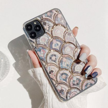 Antikt mosaik skal till iPhone11 Pro