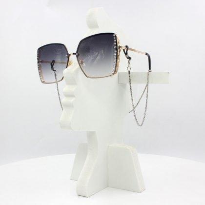 Kedja till solglasögon Retro Vintage