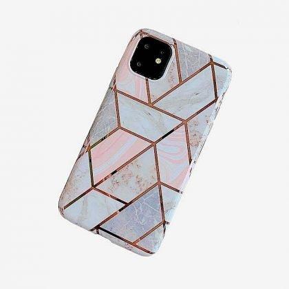 Mobilskal till iPhone 11 med marmormönster