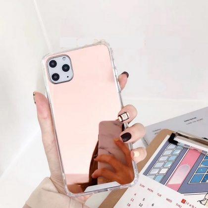 Mobilskal iPhone11 Spegelglas xo