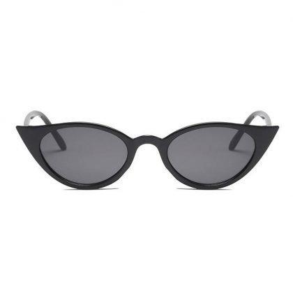 Flirtiga Vintage solglasögon cat-eye