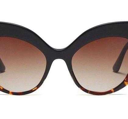 Oversized Women Cat Eye Shades 2020 UV400 Khloe