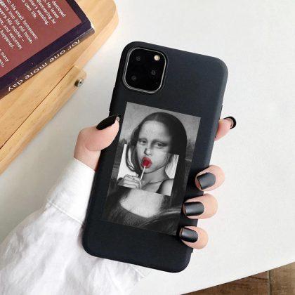 iPhone 12 & 12 Pro skal Mona Lisa suger på klubba leonardo