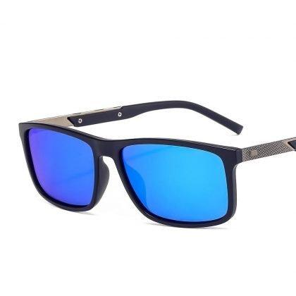 Sportiga Solglasögon för äventyr utomhus 3 färger för män