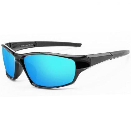 Polariserade solglasögon till sport och utomhus blå