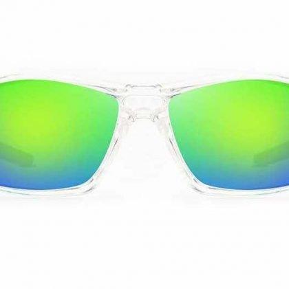 Polariserade solglasögon till sport och utomhus grön