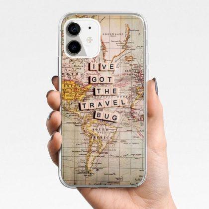 iPhone 12 Pro Max skal m. karta 'got the travel bug'
