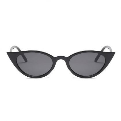 Flirtiga Vintage solglasögon cat-eye uv400
